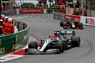 © Red Bull Racing - Max Verstappen n'a pas réussi à trouver l'ouverture sur Lewis Hamilton !