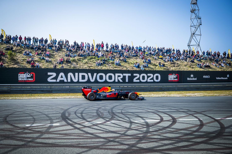 36 ans après la dernière course, Zandvoort retrouvera les F1