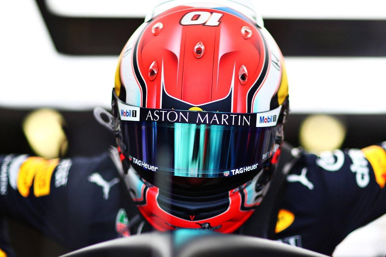 © Red Bull - Pierre Gasly connait certainement le meilleur début de week-end de sa saison 2019 !