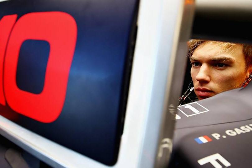 © Red Bull Racing - Le sort s'acharne sur le numéro 10