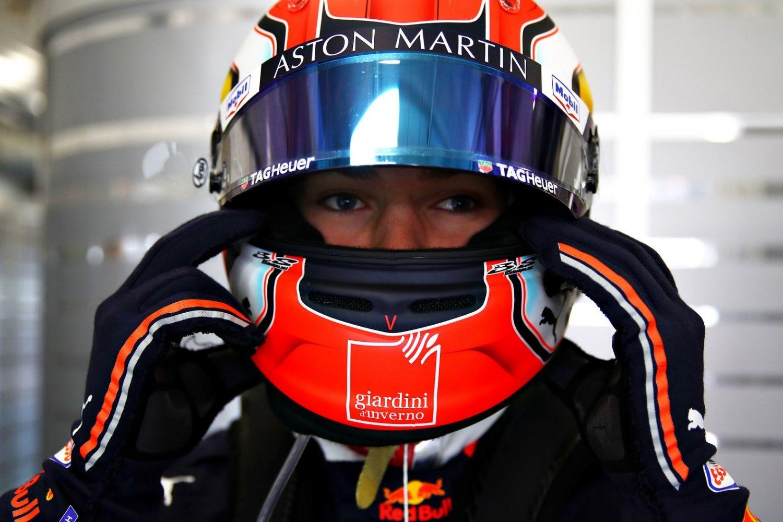 © Red Bull- Pierre Gasly toujours en apprentissage de sa monoplace, malgré une satisfaisante sixième place