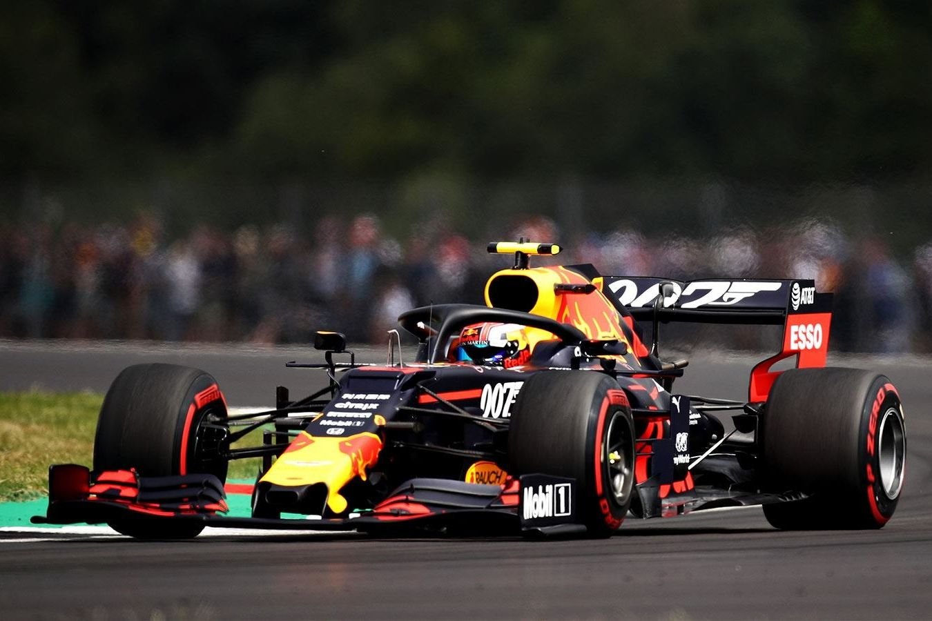 © Red Bull - Pierre Gasly s'est enfin battu avec les meilleurs !