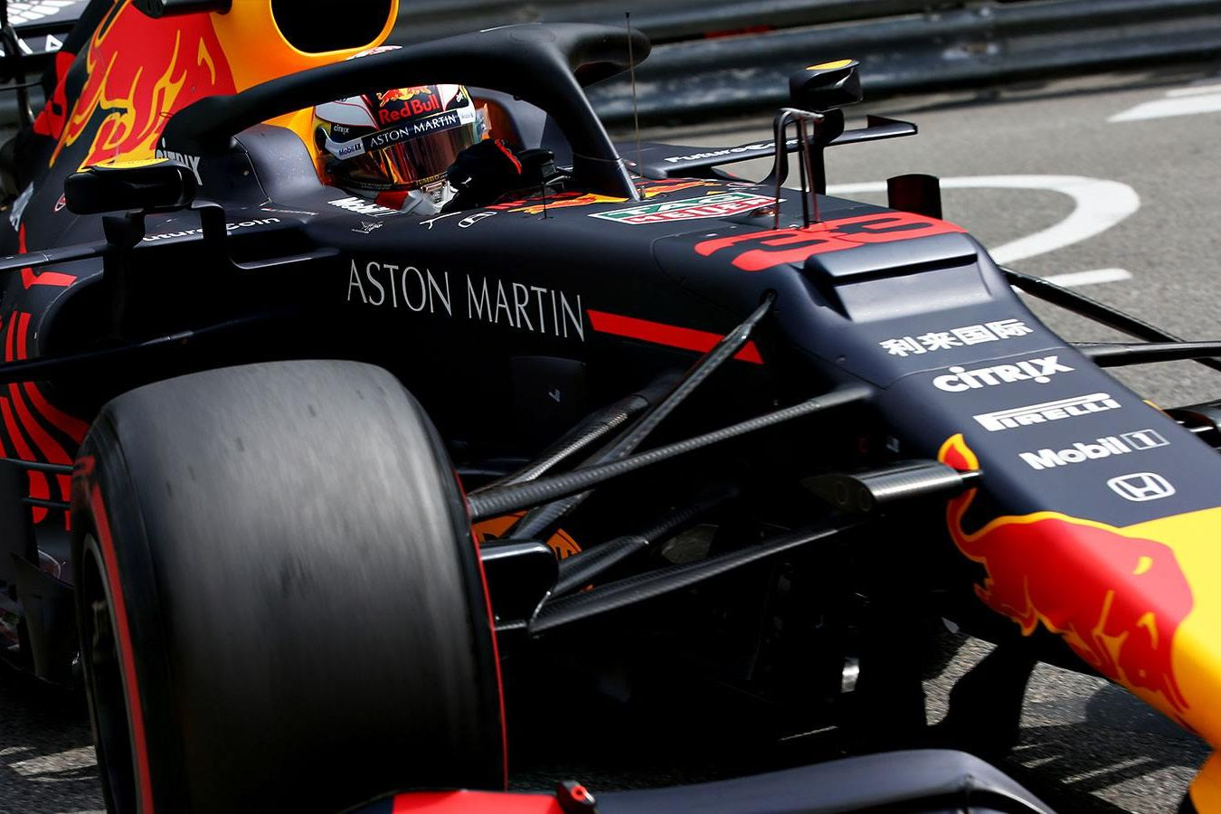 © Red Bull - Racing Point aux couleurs d'Aston Martin ?