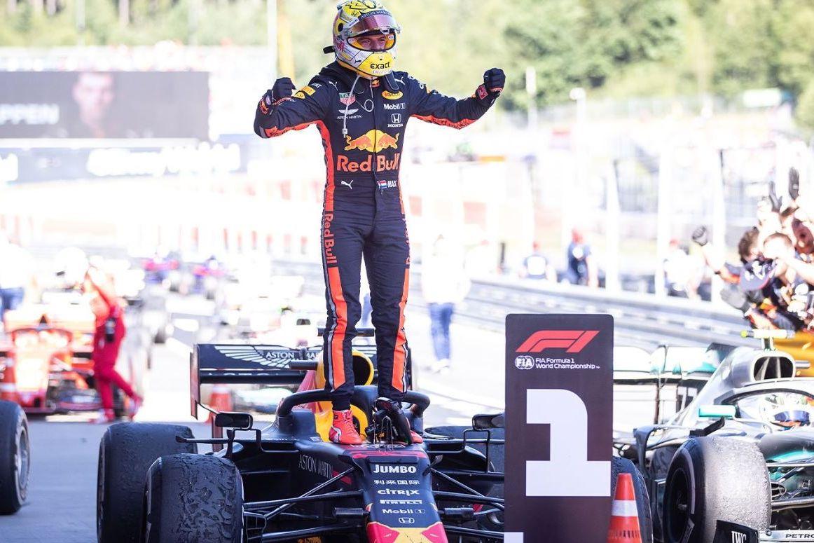 © Red Bull Racing - Verstappen décroche la victoire, avant la validation (ou non) des commissaires !