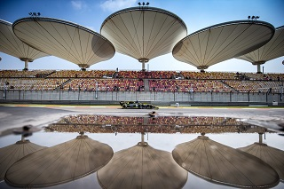 © Renault - Ricciardo lointain 7ème en Chine