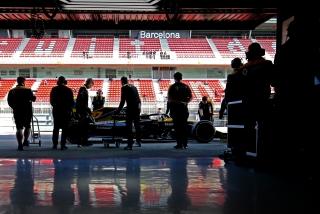 © Renault F1 - Toute une équipe derrière une monoplace