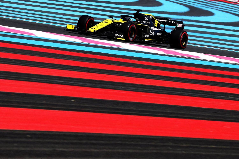 © Renault F1 Team -  Malgré sa double pénalité, Ricciardo a assuré le spectacle lors du dernier tour