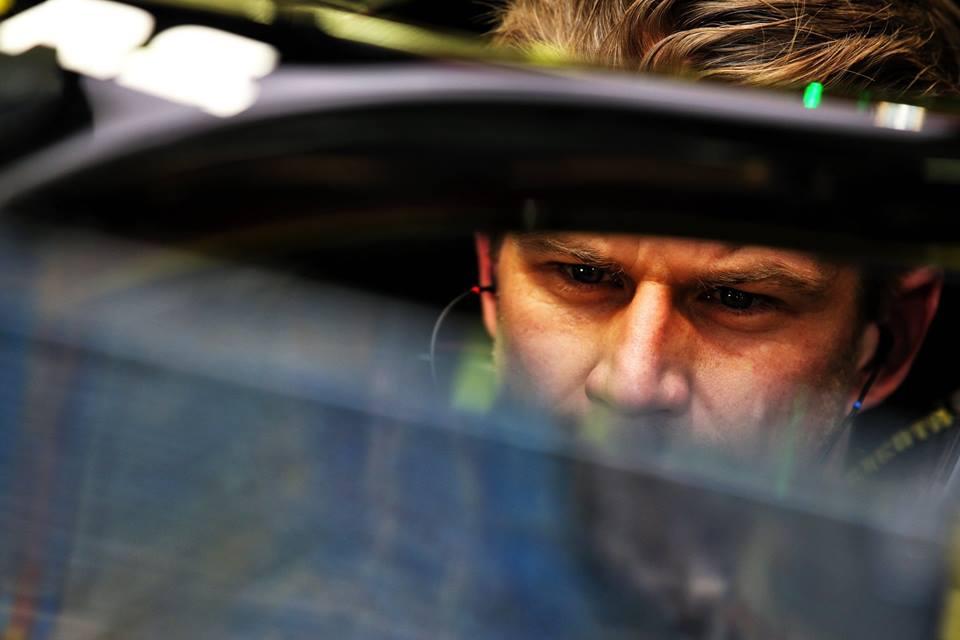 © Renault F1 Team - Black-out pour Renault et Nico Hulkenberg à Sakhir !