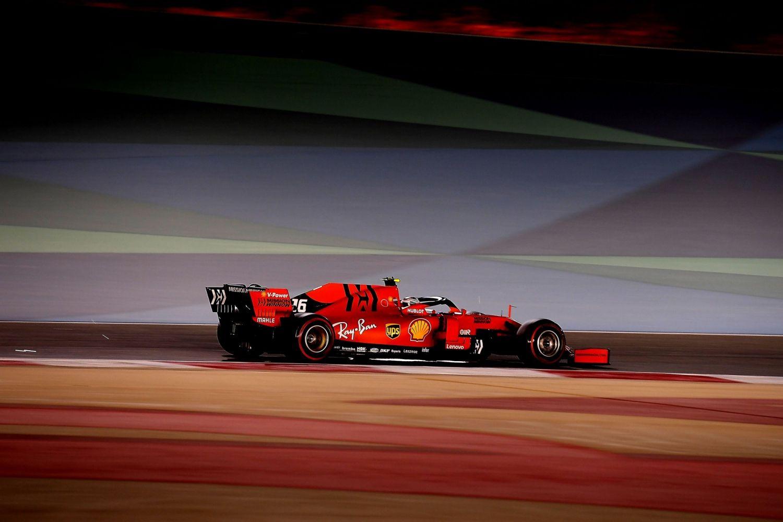 © Scuderia Ferrari - Charles Leclerc a été royal à Bahreïn !