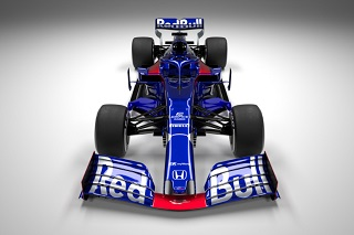 © Toro Rosso - Les couleurs ne changent guère pour l'équipe de Faenza