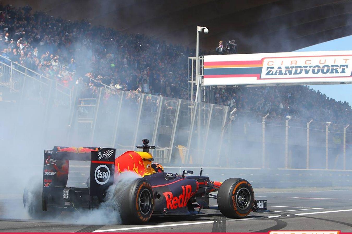 Les organisateurs du Grand Prix des Pays-Bas espèrent accueillir 100 000 spectateurs