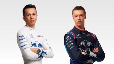 © Toro Rosso - Nouveau partenariat et nouvelles combinaisons pour Toro Rosso