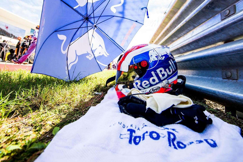 © Red Bull - De nouvelles couleurs pour les casques Red Bull