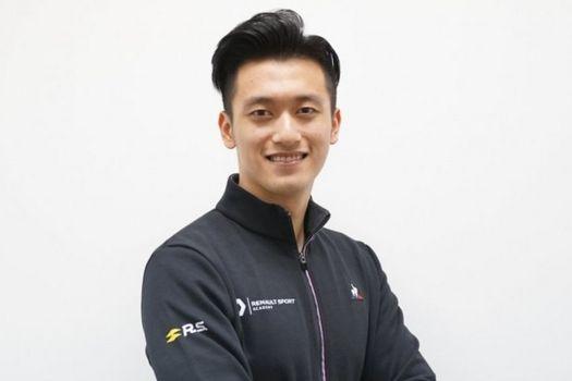 © Renault F1 Team - Zhou intégre l'équipe française