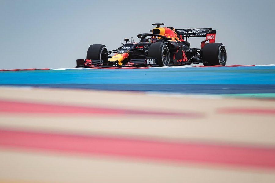 © Red Bull- Max Verstappen s'adjuge le meilleur tour