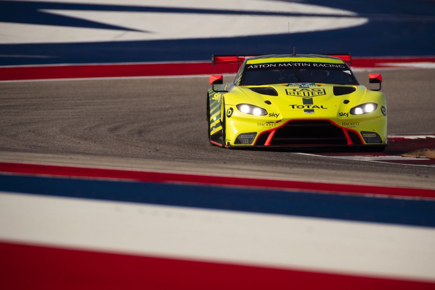 © Aston Martin Racing - Les Anglaises dominent le GTE-Pro