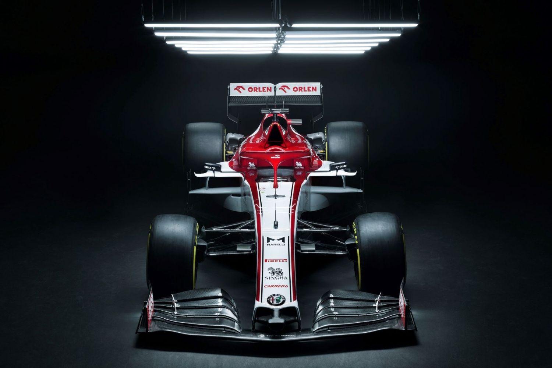 © Alfa Romeo - L'écurie italienne dévoile sa monoplace pour la saison 2020