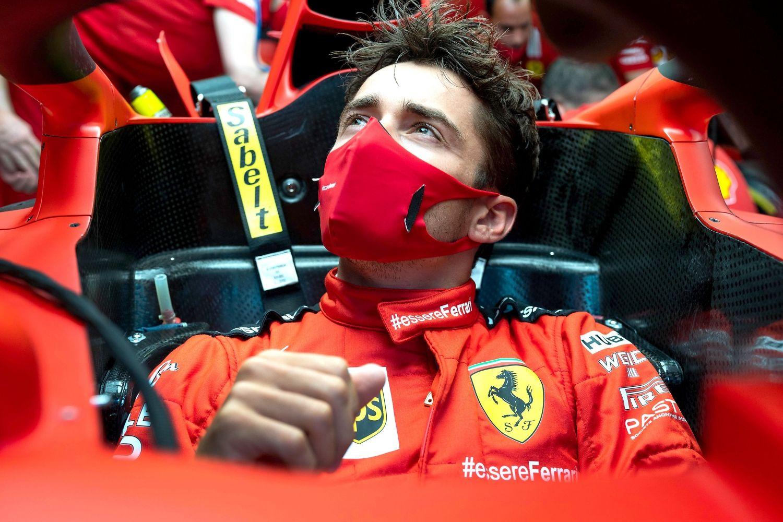 Charles Leclerc pénalisé de 3 places sur la grille du Grand Prix de Styrie