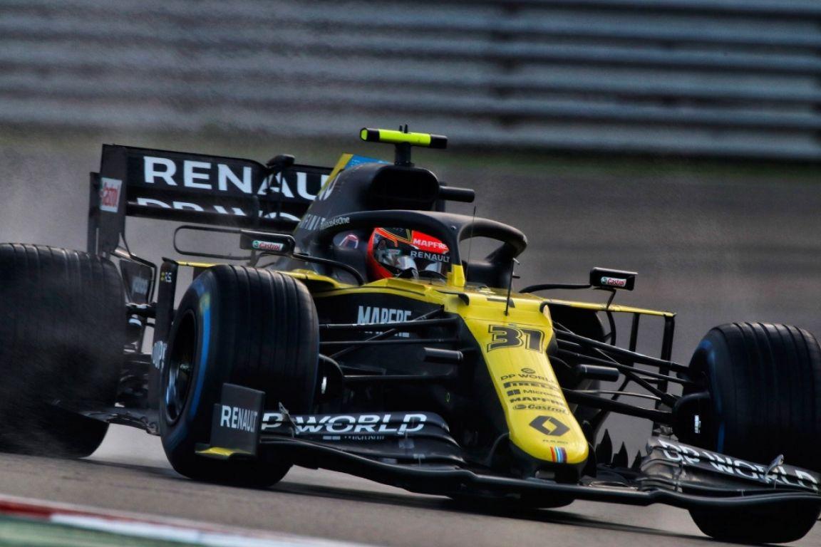 © Renault - 11ème à l'arrivée, Ocon était le meilleur français aujourd'hui