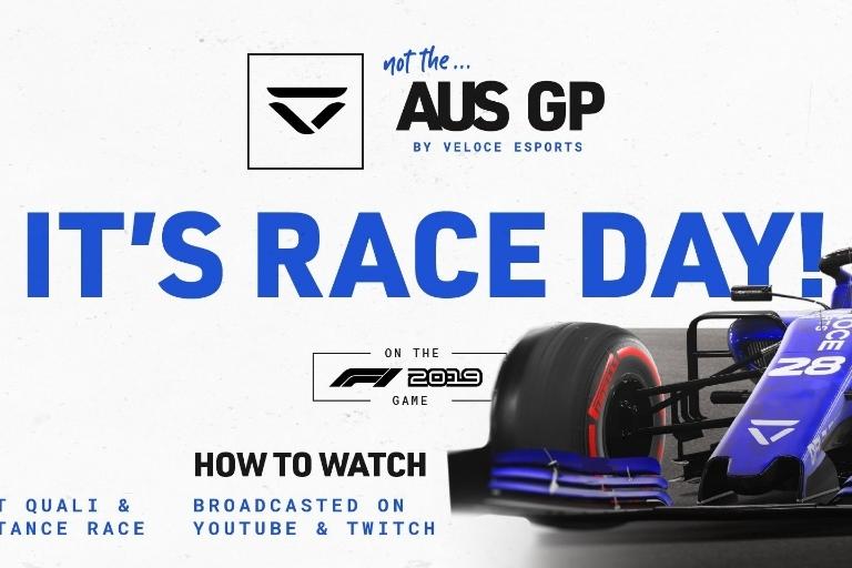 © Veloce- Les participants du Non Grand Prix d'Australie