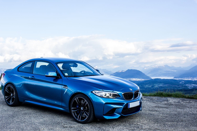 © R. Bart / Motors Inside - La belle M2 dans les Alpes