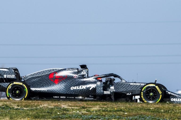 © Alfa Romeo Racing - Raïkkonen a effectué 30 tours au volant de la C39