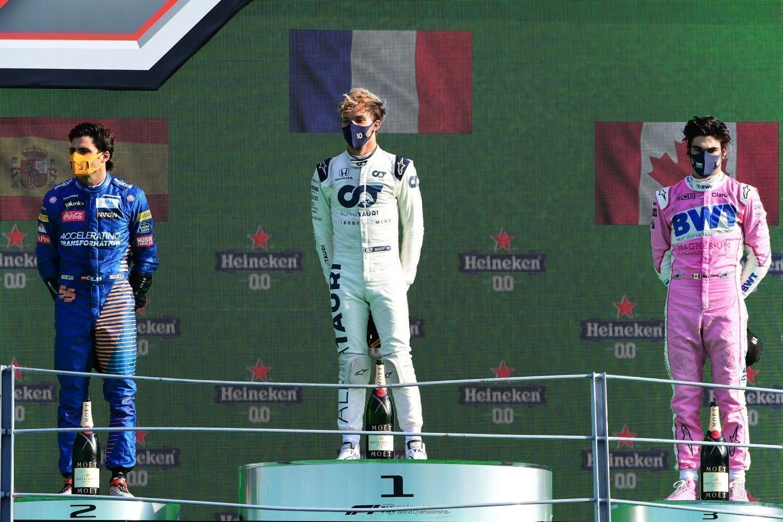 Un podium à 33 398 euros