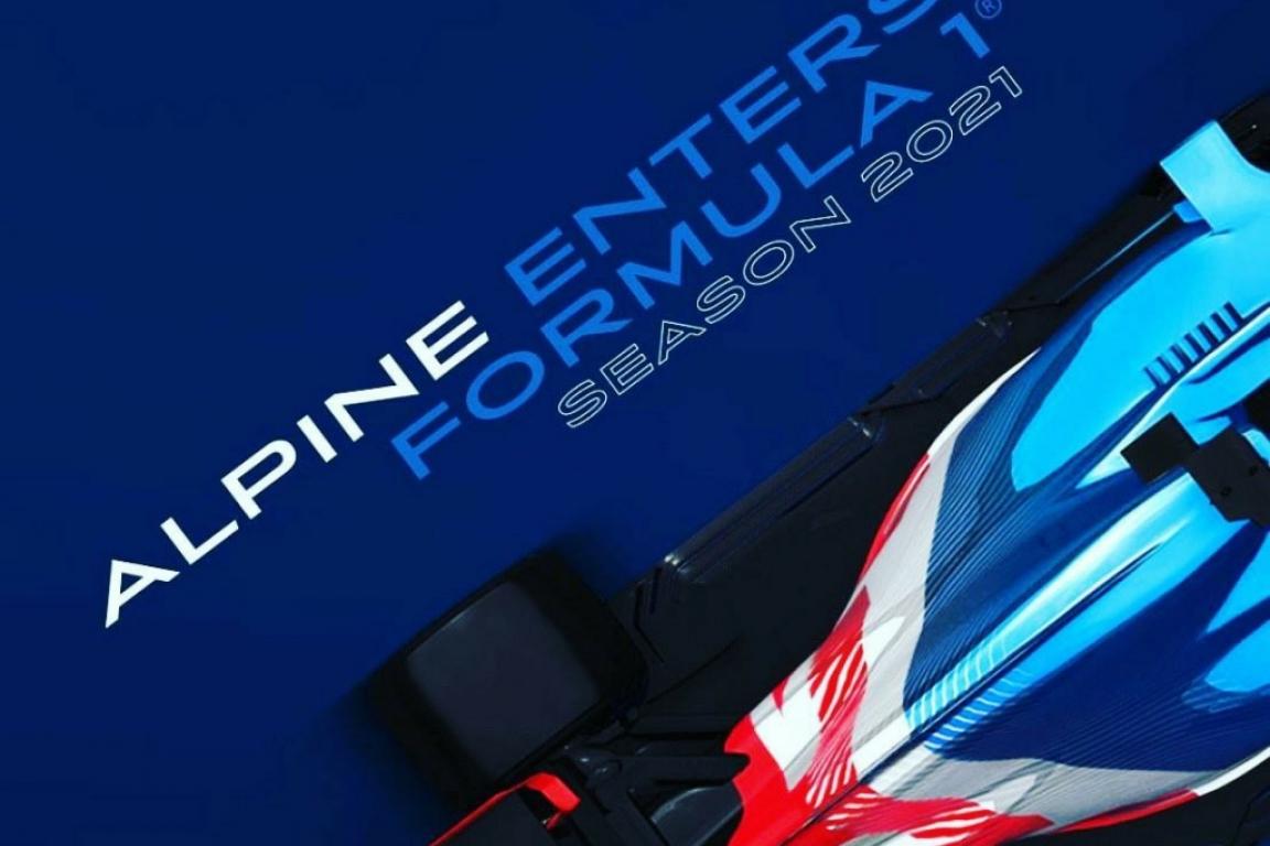 © Alpine - Alpine F1 Team debutera en F1 en 2021