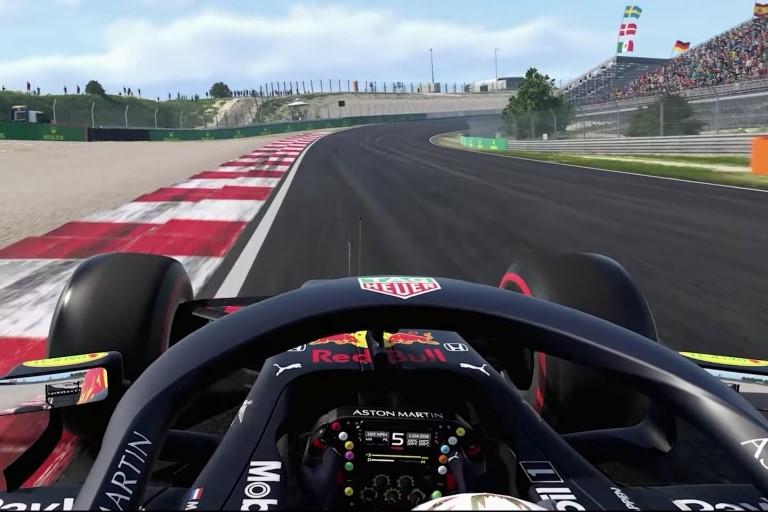 © Codemaster - Les premières images de F1 2020 sont sorties