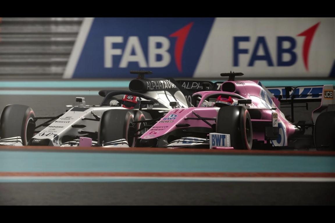 © Codemaster - Le lancement de F1 2020 est officiel