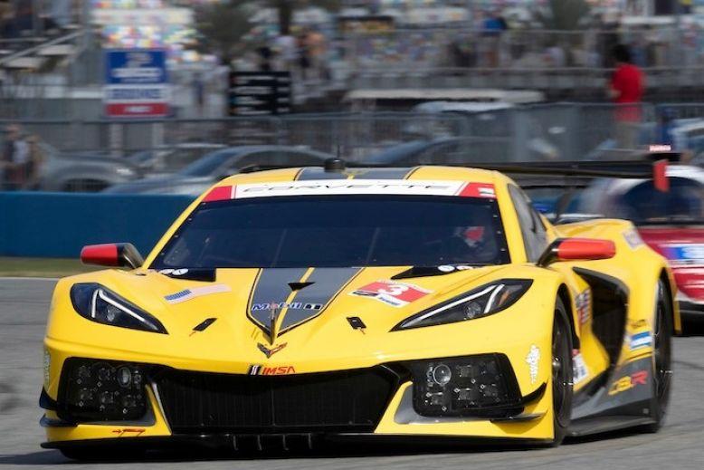© Corvette Racing - La C8R va faire ses débuts en WEC
