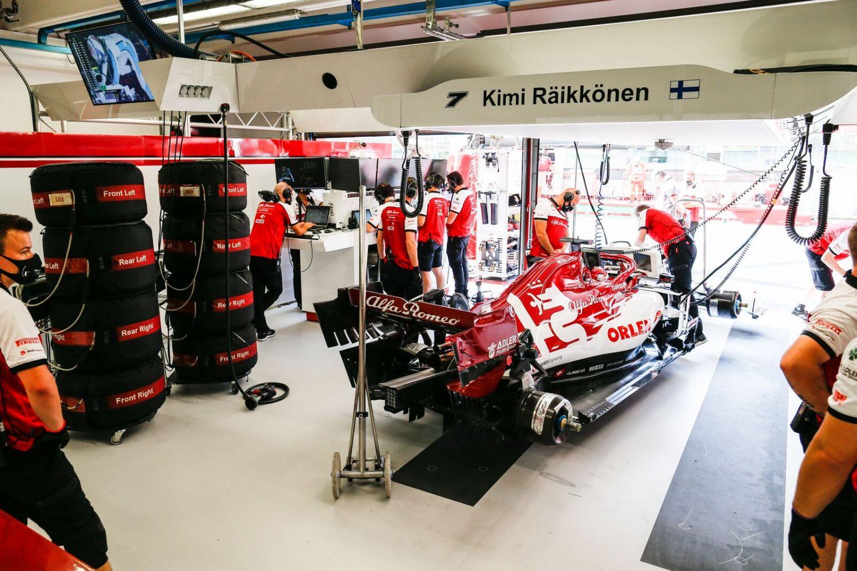 © Alfa Roméo / DPPI - La technologie Acer a un rôle de premier plan dans les garages et dans les usines d'Alfa Roméo