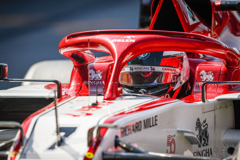 © Alfa Romeo - 322e départ en Formule 1 pour Kimi Raikkonen