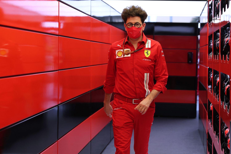 © Ferrari - Ferrari devra se passer de Mattia Binotto