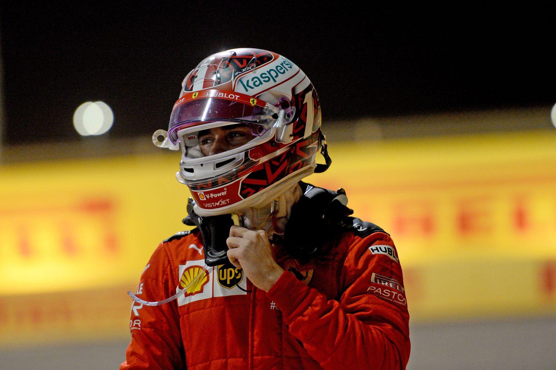 © Ferrari - Leclerc jugé responsable de l'accrochage avec Perez