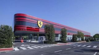 © Ferrari - La marque ferme son usine