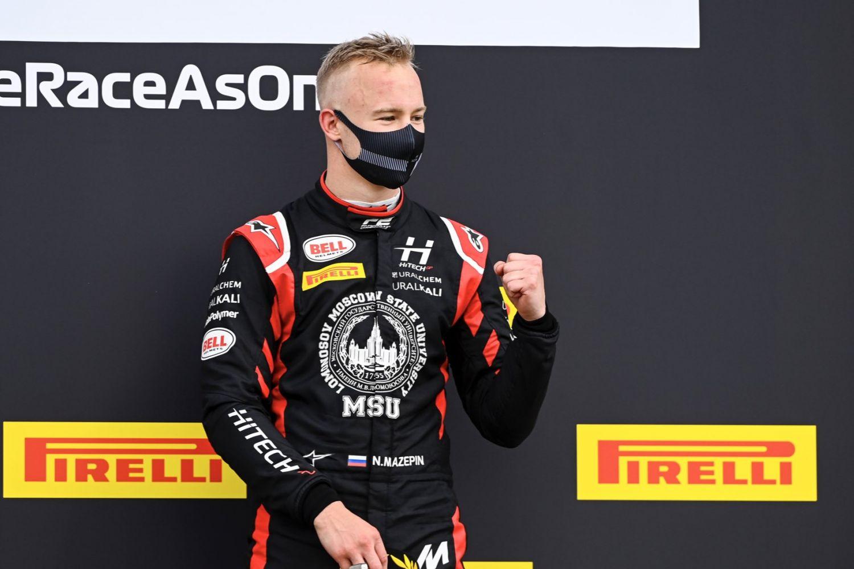© Haas F1 Team - Mazepin chez Haas en 2021