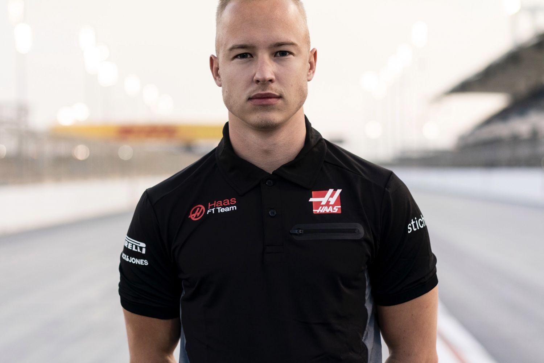 © Haas F1 Team - Nikita Mazepin commence mal sa collaboration avec Haas F1
