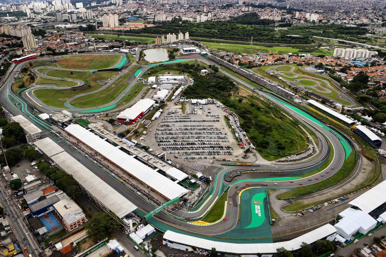 Interlagos reste le Grand Prix national Brésilien jusqu'en 2025