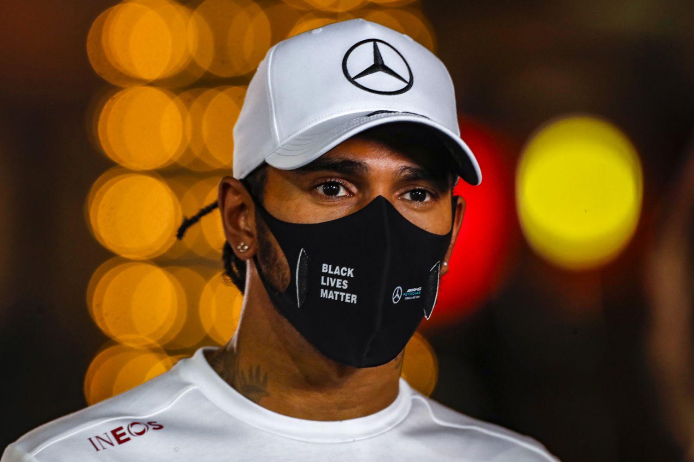 © Mercedes - Lewis Hamilton est de retour