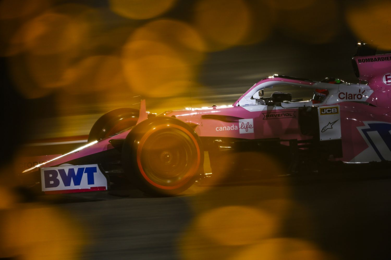 © Racing Point - fin d'histoire pour les monoplaces roses
