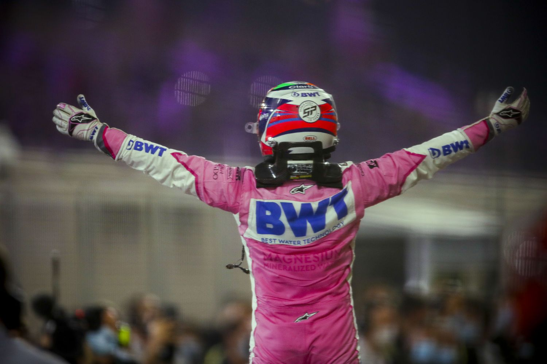 © Racing Point - Sergio Perez décroche sa première victoire !