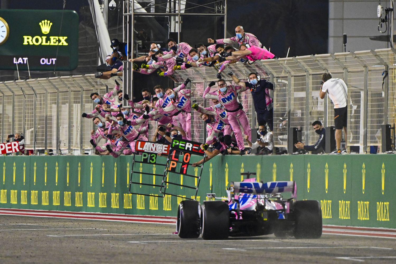 © Racing Point - Le retour dans le top 3 constructeur pour Racing Point