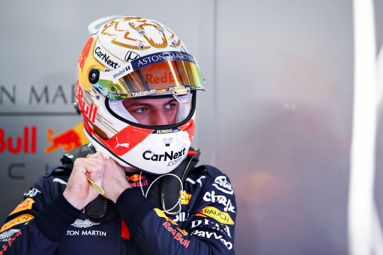 © Red Bull - Max Verstappen : « La voiture est rapide partout »