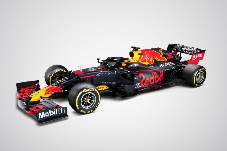 © Red Bull - Pas de changement de livrée chez Red Bull