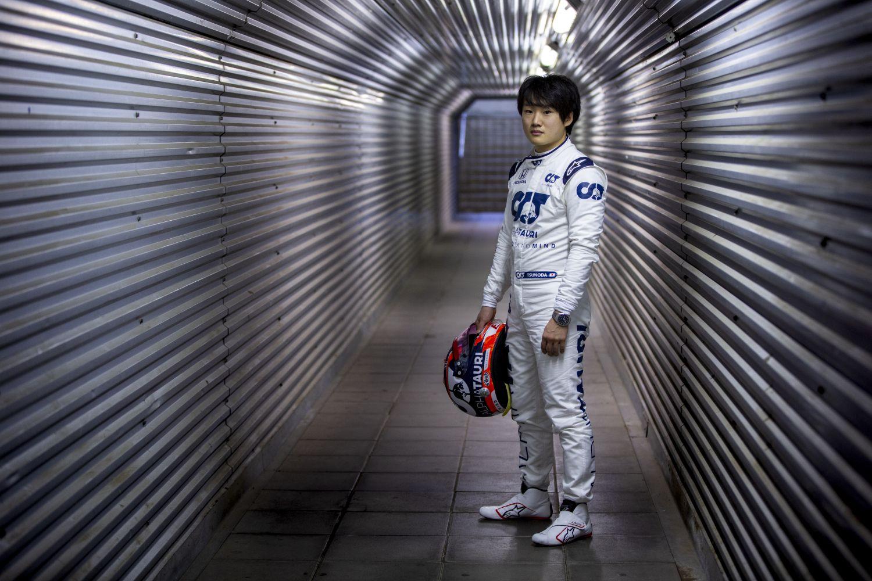 © Red Bull - Yuki Tsunoda pilotera chez AlphaTauri en 2021
