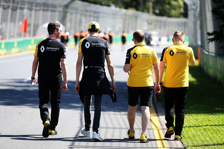 © Renault - Où va Renault en F1 ?