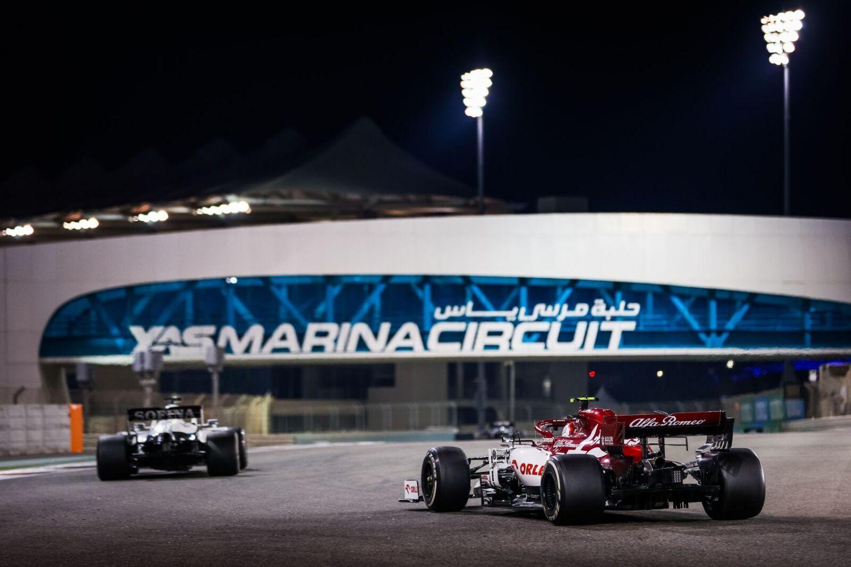 Le tracé du circuit de Yas Marina va être modifié