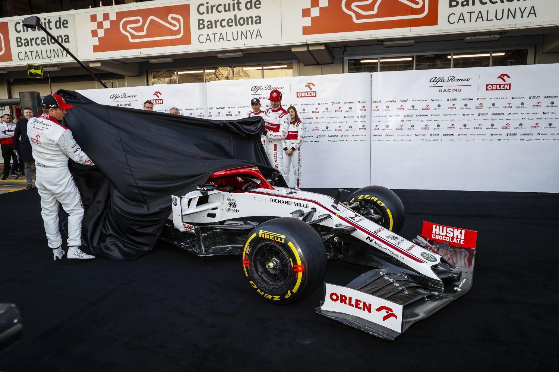 © Alfa Roméo - Le lancement de la C39 l'an dernier à Barcelone