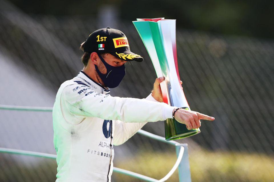 © Alpha Tauri - Débrief en direct à 20 heures sur notre Facebook sur le magnifique Grand Prix d'Italie